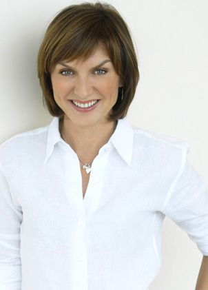 Fiona Bruce, News Presenter. Hostess of the Antique Roadshow