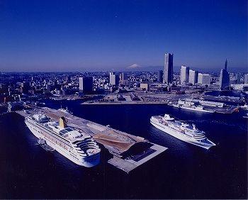 横浜市港湾局 横浜港大さん橋国際客船ターミナル