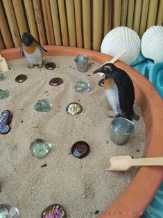 sea theme play provocation
