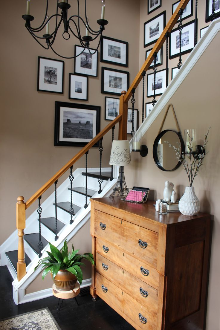 Foyer Wall Decor 278 best entry ideas images on pinterest | stairs, entryway and