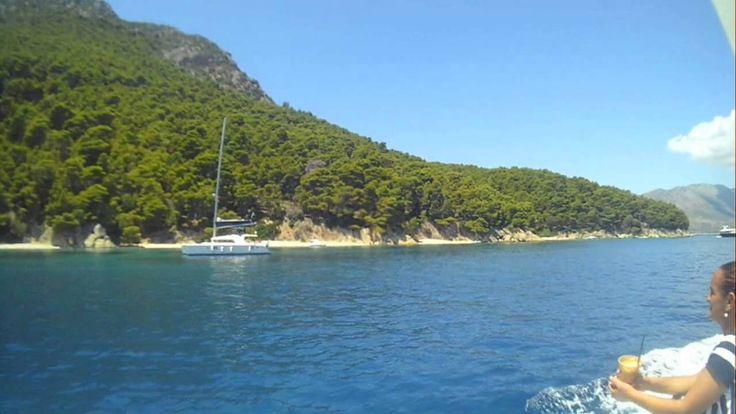 Κάλαμος - παραλία Ασπρογυάλι