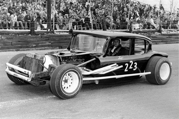 Lou Tetrault Old Race Cars Race Cars Stock Car