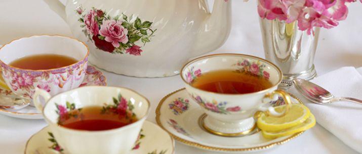 Se você está buscando inspirações para montar uma delicada mesa de chá da tarde, confira o nosso post de hoje no Blog Lolahome e inspire-se!