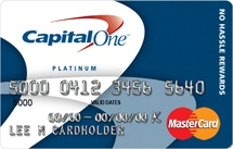 capital one credit cards for bad credit instant approval