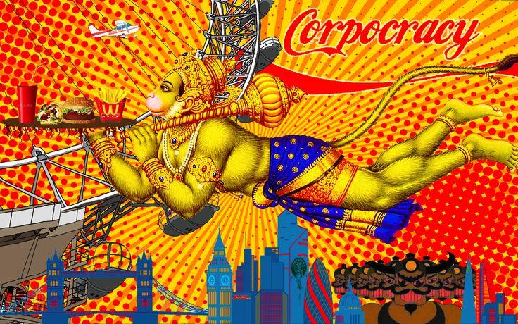 'Corpocracy' by Jon Reading