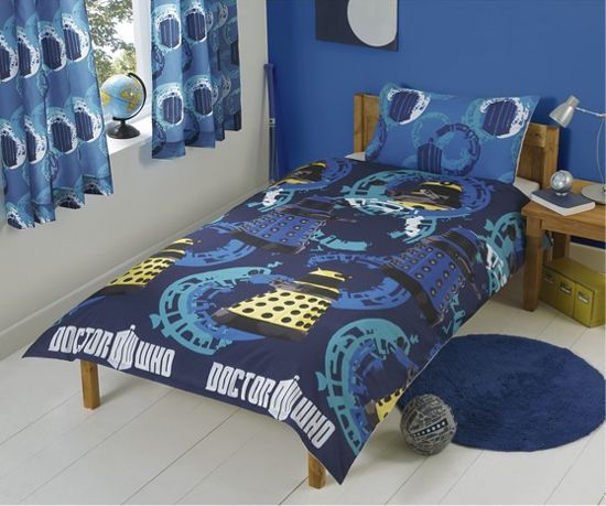 a doctor who bedroom how cool - Dr Who Bedroom Ideas