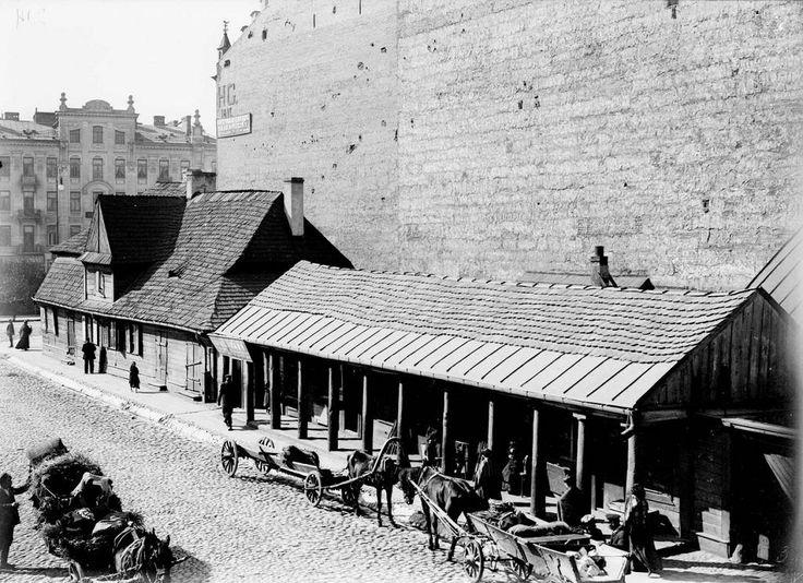 Teraz to prawie centrum miasta, a jeszcze 100 lat temu... Nieznane zdjęcia dawnej Warszawy [ZDJĘCIA]