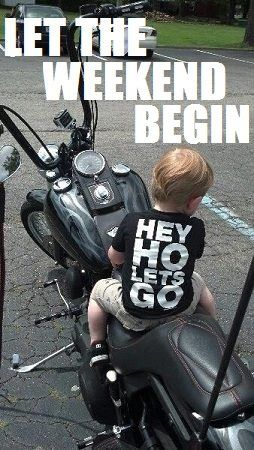 Let's ride!! Harley-Davidson of Long Branch www.hdlongbranch.com