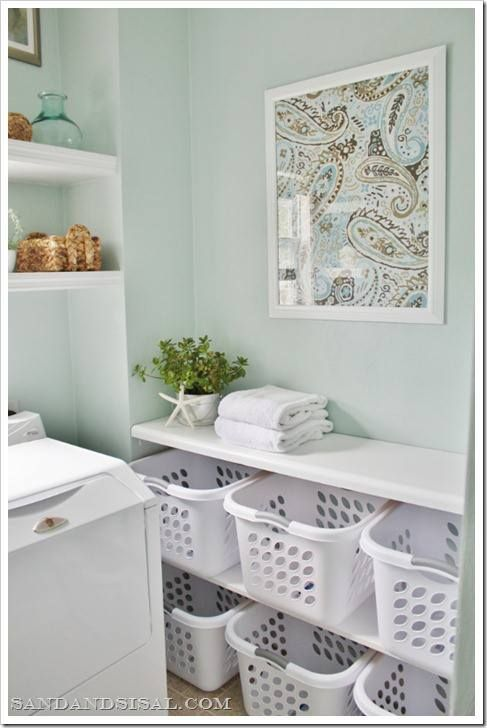Perfect for my laundry room!