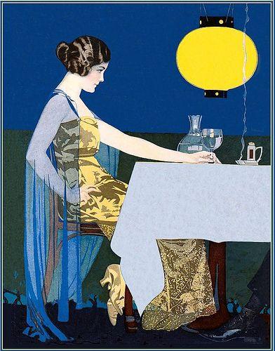 C. Coles Phillips (1917)                                                                                                                                                                                 More