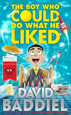 23 December - 8/10: Yes it's another world book day book and a kids' book at that. I openly admit to thoroughly enjoying it! Good work David Baddiel!