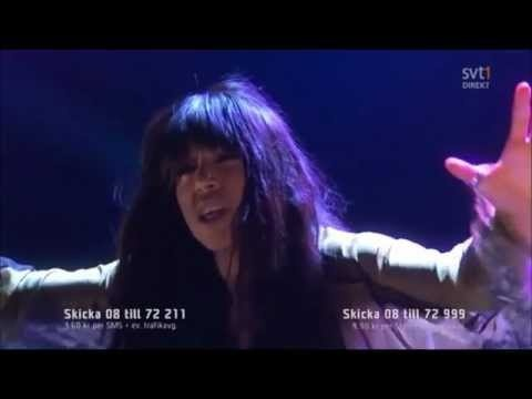 """This song will wil Eurovision 2012.. Loreen - """"Euphoria"""" representing Sweeden!"""