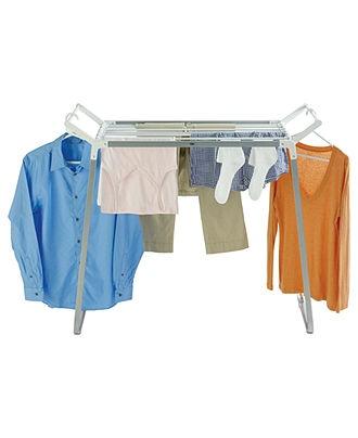 Oxo Laundry Drying Center Rack Cleaning Amp Organizing
