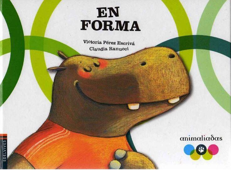 En forma  Libros Infantiles