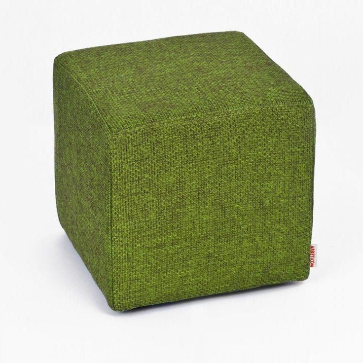 Cube, Pouf Poggiapiedi Cubico in Misto Cotone e Poliuretano ad Alta Densità disponibile in vari colori e misure. #Arketicom #ArketicomLab #ottoman #footrest #arredamento #artigianato #madeinitaly