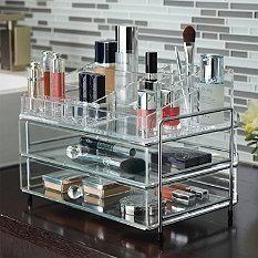33 best makeup organization and storage images on pinterest - Bathroom Makeup Organizers