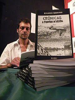 LIVRO - CRONICAS E PONTO DE VISTAS DE EDUARDO MARINHO | Vanguarda do Rap Nacional - 2014