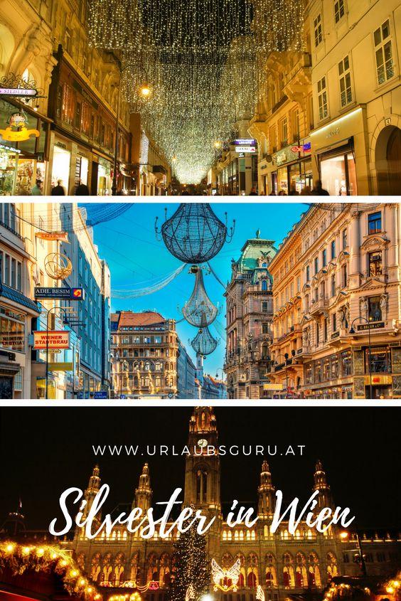 Ich verrate euch meine Tipps für Silvester in Wien!