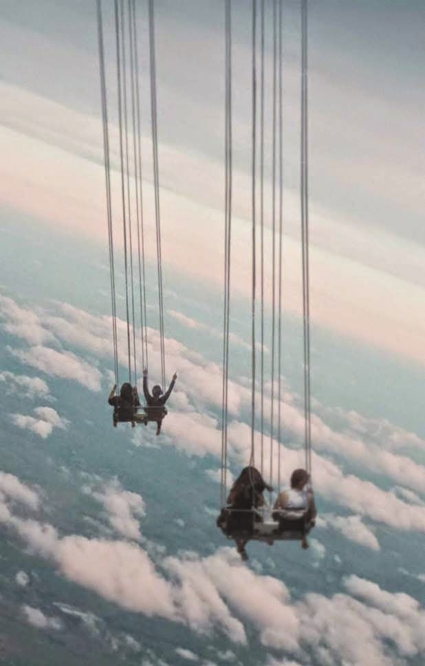 sky | swings | clouds | heaven | photography | freedom | fly
