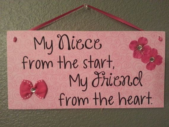 Quotes For Niece From Aunt: 16 Best Images About I ️ My NIECES... ️ On Pinterest