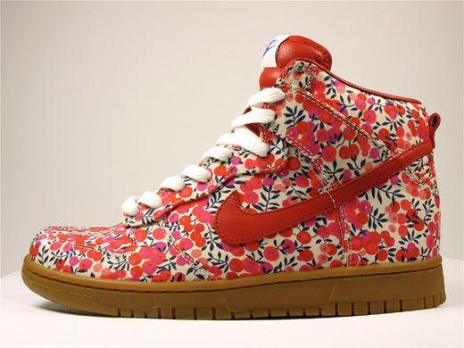 "Nike ""Be True"" | Nike WMNS Dunk High | Liberty - EU Kicks: Sneaker Magazine"