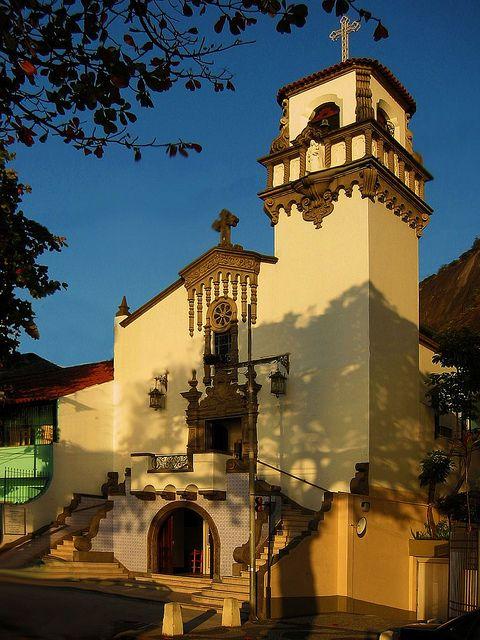 Igreja Nossa Senhora do Brasil, Urca