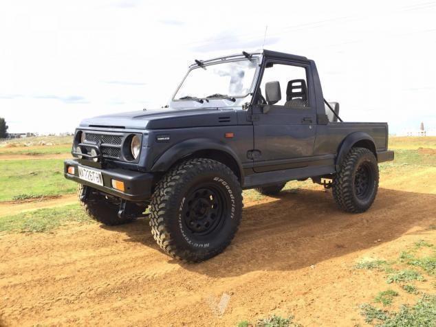 Vendido Suzuki Samurai 1.3 LONG BODY . - coches usados en venta