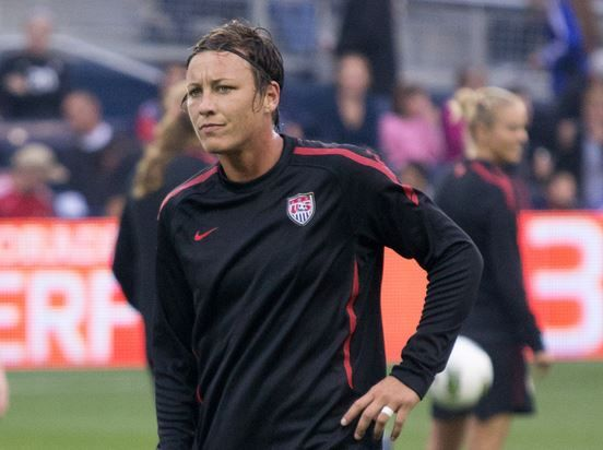 Top 10 Famous Female Soccer Players of All Time. http://www.sportyghost.com/top-10-famous-female-soccer-players-time/