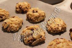 Печенье из геркулеса и банана без муки и сахара