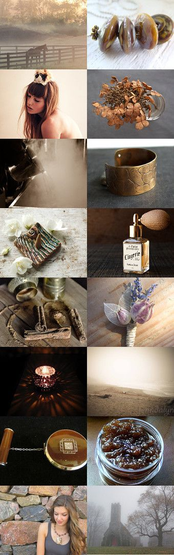 On a Misty Morning by Arlene on Etsy--Pinned with TreasuryPin.com