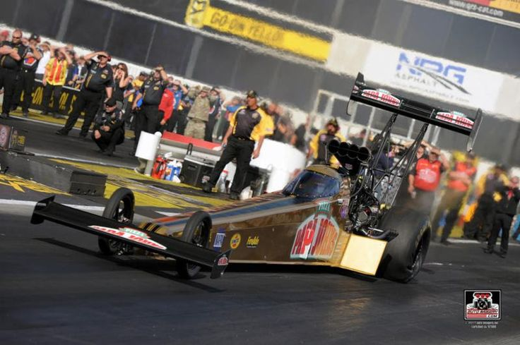 Motor'n | Pritchett completes first full NHRA Mello Yello season in Top Fuel with top-five finish in points standings for DSR's Papa John's team