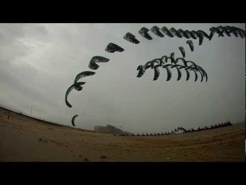 Cloning Echo Freeze Frame Effect - Kite Buggy Jump - YouTube