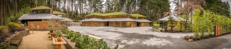 Kengo Kuma's major expansion of Portland Japanese Garden opens