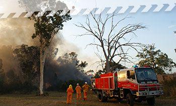 Major Fire Updates NSW RFS Website