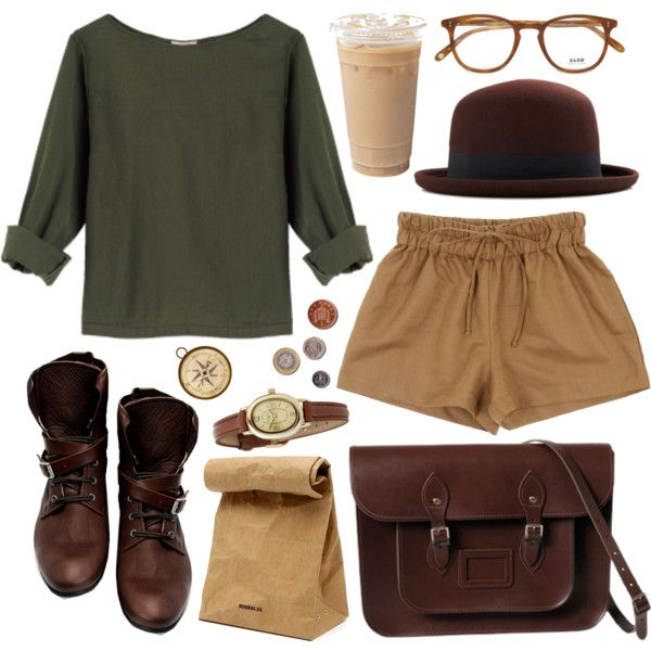love the earthy tonesb  fashion moda roupa look looks mulher women style estilo