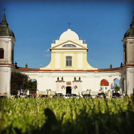 Beautiful Tykocin. #Poland, #Podlaskie #church #monument #architecture #easternpoland #easterneurope