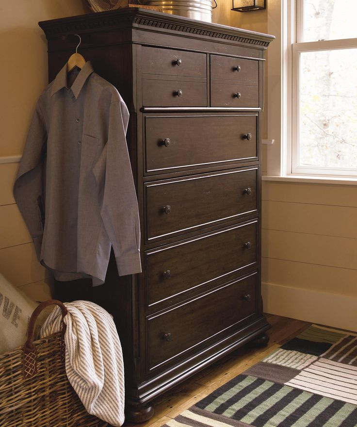 Down Home 6 Drawer Chest By Paula Deen By Universal   Morris Home  Furnishings