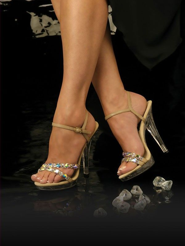 How to Strengthen Your Ankles to Walk in Heels | Strong ankles can lead to better balance and performance.  Strong ankles can also reduce the likelihood of injuries while working out.