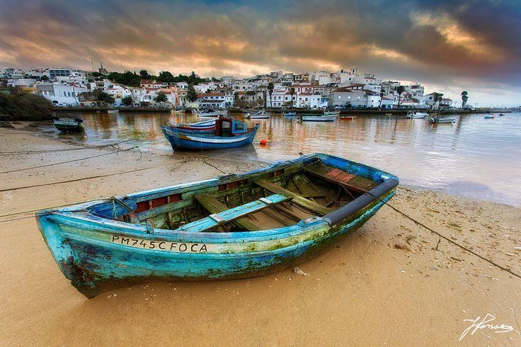 Working Life - Vila Ferragudo - Algarve - Portugal   www.fonsecaphotography.pt.vu