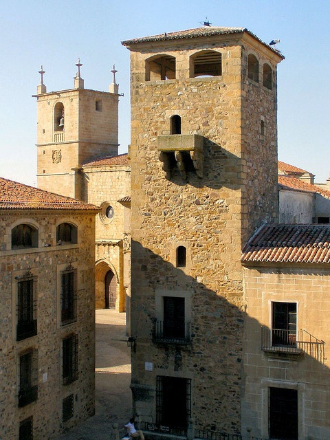 Cáceres by Arnim Schulz, via Flickr~ Extremadura