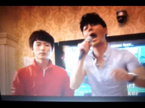 The Greatest Love- Dokjin sings Heartbreaker - YouTube