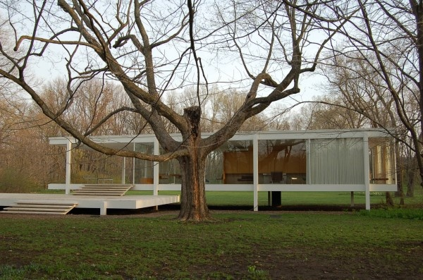 FARNSWORTH HOUSE: Farnsworthhouse, Vans, Der Rohe, Architecture, Space, Farnsworth House