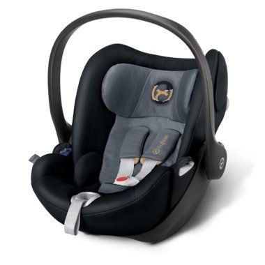 Autosedačka Cybex Cloud Q - Graphite Black 2018