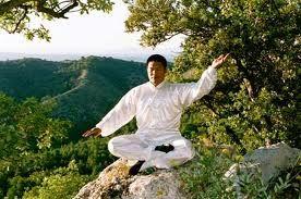 Qi gong (čchi-kung)