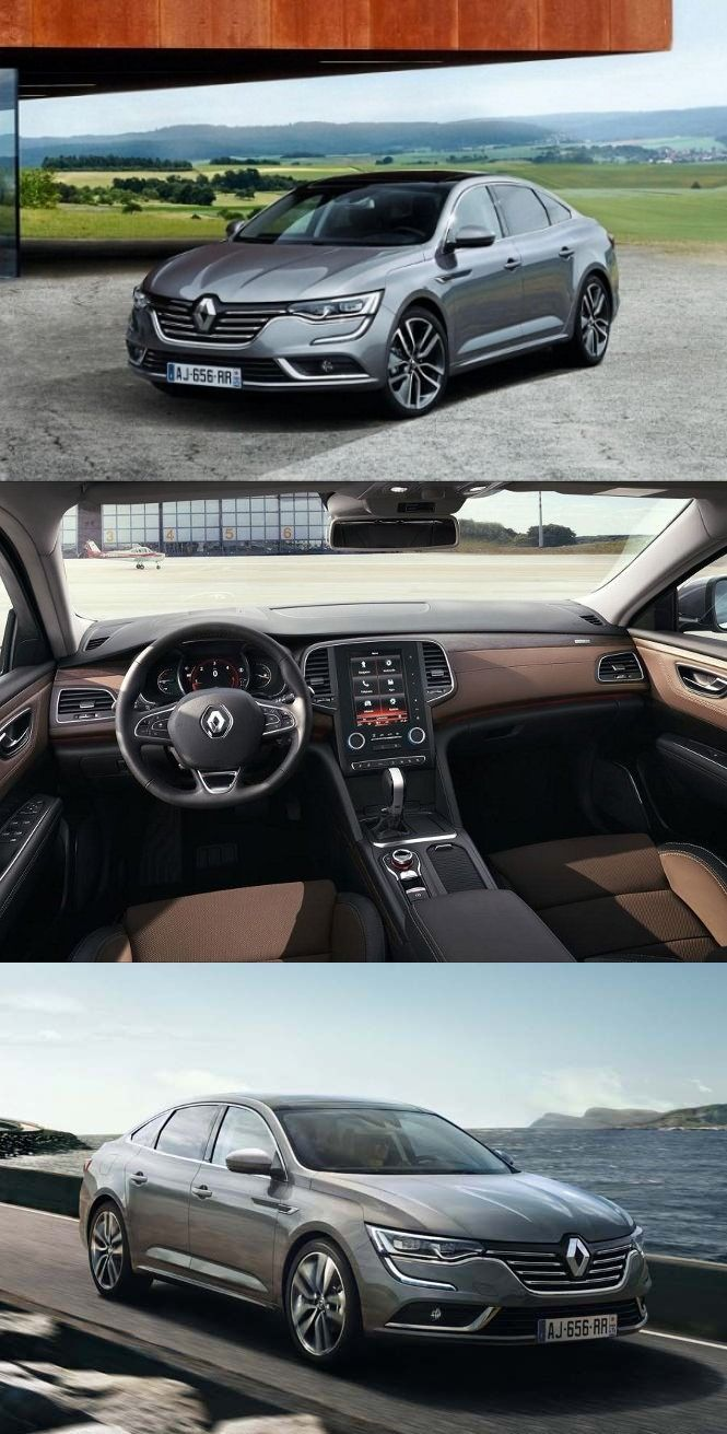 #Renault Talisman Revealed with Detailed Looks and Features #automobile #car