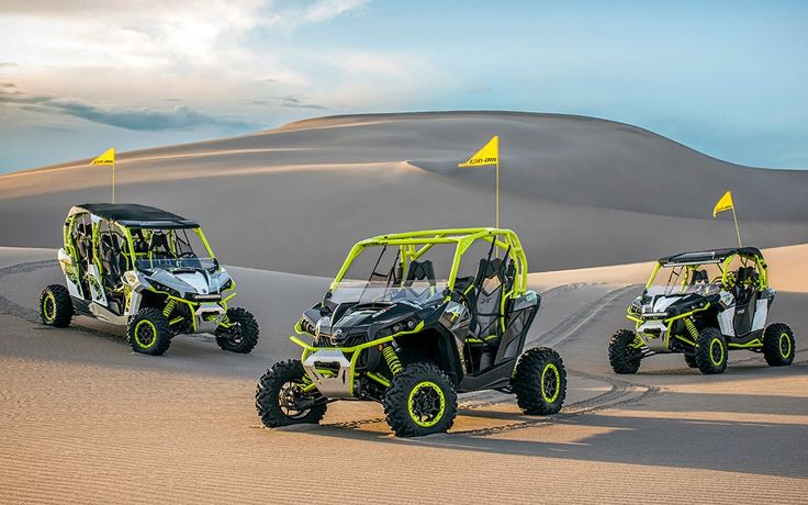 Can-Am Maverick X ds : les véhicules côte à côte avec le premier moteur turbo developpant 121 ch - Nouveaux modèles - Quadnet.ca - Le Monde du VTT