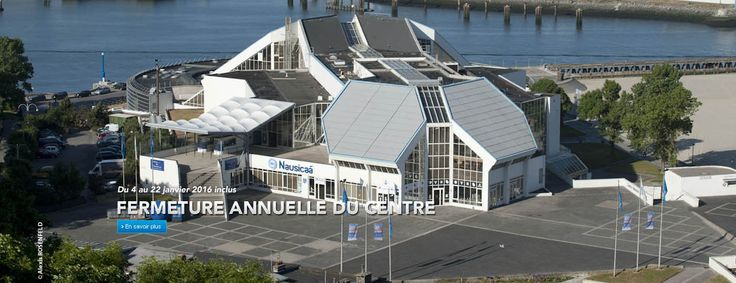 Aquarium Nausicaa : Centre National de la Mer à Boulogne-sur-Mer