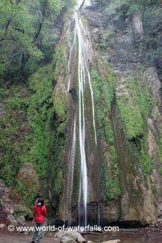 Nojoqui Falls (near Solvang / Santa Barbara County, California, USA)