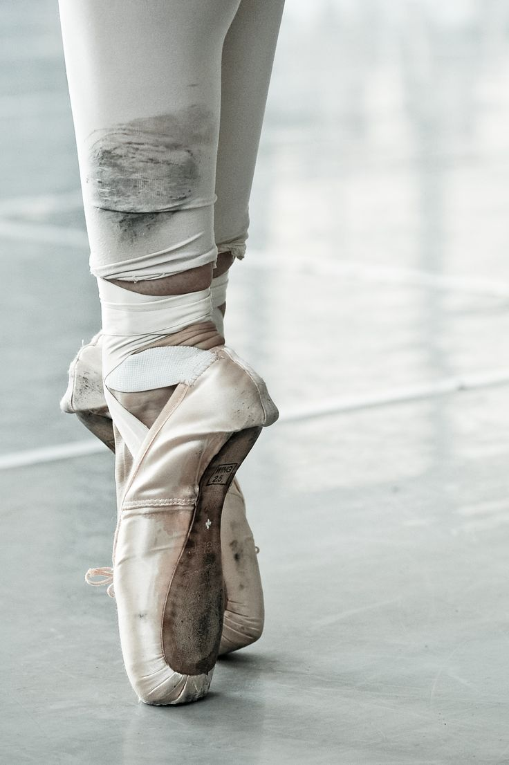 Ballet shoes (c) tammy lieberman photography