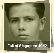 Stories from WW2 - The Fall of Singapore